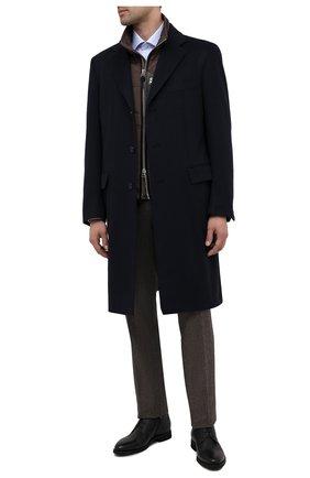 Мужские кожаные ботинки BARRETT черного цвета, арт. 132U076.19/CERV0 | Фото 2