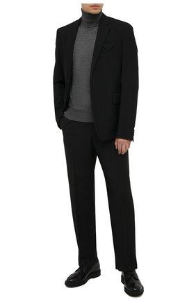Мужские кожаные дерби H`D`S`N BARACCO черного цвета, арт. 81218.L.1* | Фото 2