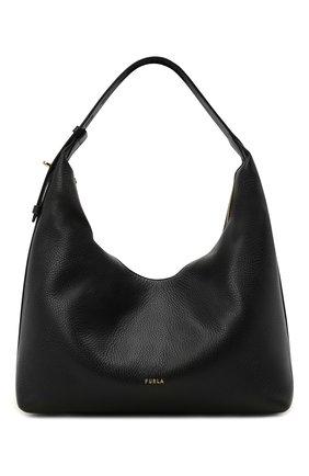 Женская сумка furla net FURLA черного цвета, арт. WB00229/HSF000   Фото 1