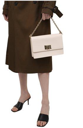 Женская сумка furla 1927 FURLA кремвого цвета, арт. BAFIACO/ARE000 | Фото 2