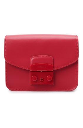Женская сумка metropolis mini FURLA фуксия цвета, арт. BATLEP0/VNC000   Фото 1