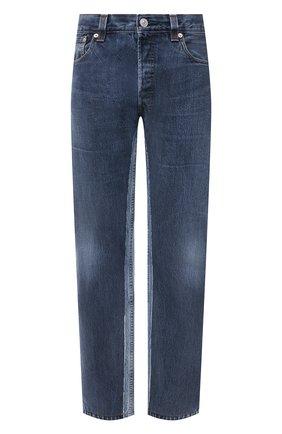 Женские джинсы BALENCIAGA синего цвета, арт. 657611/TJW68 | Фото 1