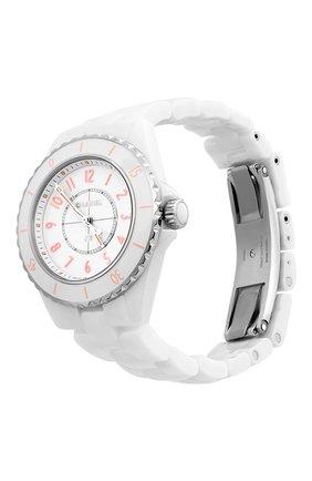 Женские часы j12 pink blush CHANEL белого цвета, арт. H6755 | Фото 2
