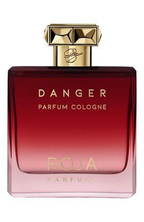 Мужской парфюмерная вода danger ROJA PARFUMS бесцветного цвета, арт. 5060370916924 | Фото 1