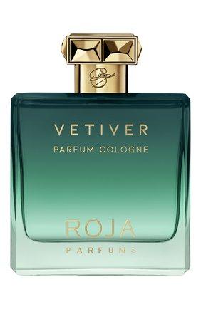 Мужской парфюмерная вода vetiver ROJA PARFUMS бесцветного цвета, арт. 5060370917013 | Фото 1