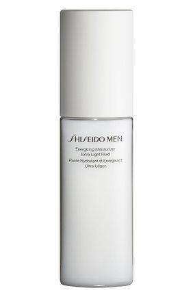 Мужское увлажняющий тонизирующий флюид shiseido men SHISEIDO бесцветного цвета, арт. 17154SH | Фото 1