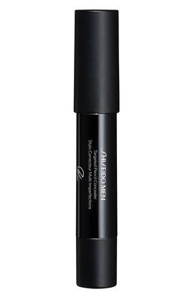 Мужское маскирующий карандаш shiseido men, оттенок medium SHISEIDO бесцветного цвета, арт. 17196SH | Фото 1