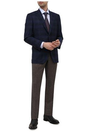 Мужские кожаные лоферы BARRETT черного цвета, арт. 151U098.17/CERV0 | Фото 2