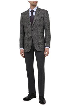 Мужские кожаные дерби BARRETT черного цвета, арт. 192U067.9/CERV0 | Фото 2
