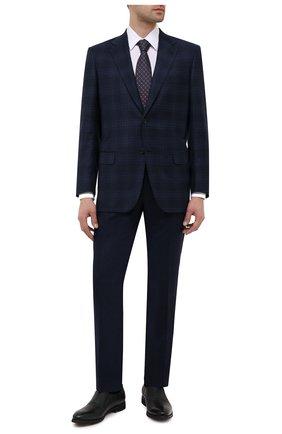 Мужские кожаные лоферы BARRETT черного цвета, арт. 201U016.6/CERV0 | Фото 2