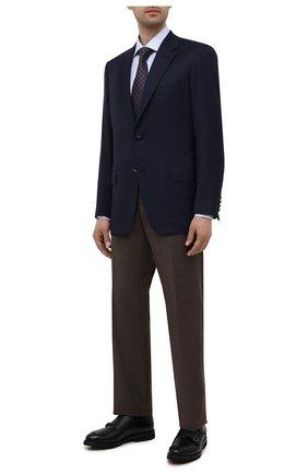 "Мужские кожаные монки BARRETT черного цвета, арт. 202U044.27/VITELL0 "" F"" | Фото 2"