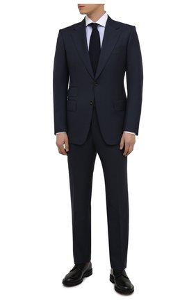 Мужские кожаные дерби H`D`S`N BARACCO черного цвета, арт. 81218.B.1* | Фото 2