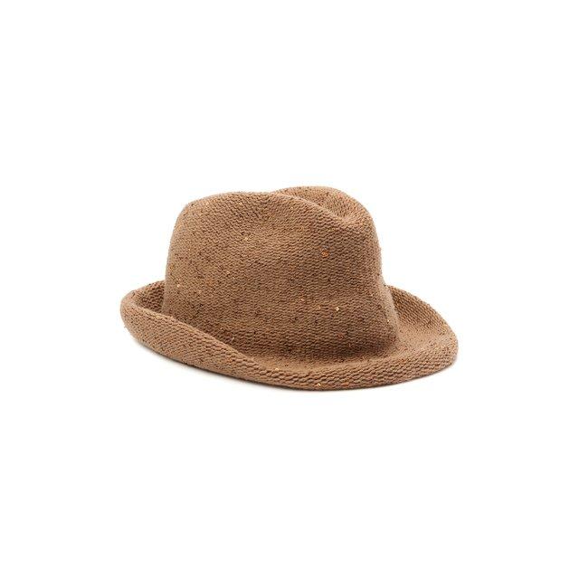 Шляпа из шерсти и кашемира Lorena Antoniazzi