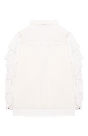 Хлопковая блузка   Фото №2