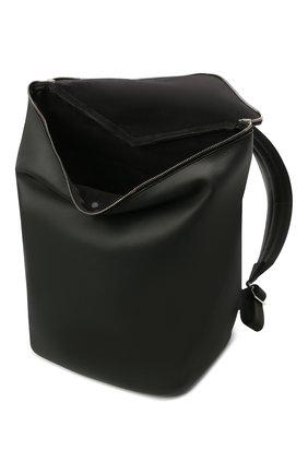 Мужской кожаный рюкзак beak BOTTEGA VENETA черного цвета, арт. 658752/VA9VD | Фото 4