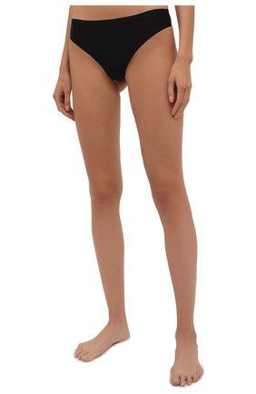 Женские трусы-стринги CHANTELLE черного цвета, арт. C26490 | Фото 2