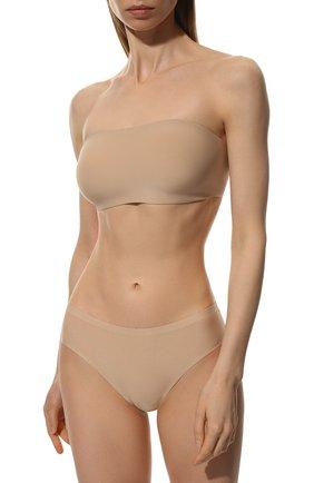 Женские трусы-слипы CHANTELLE бежевого цвета, арт. C26430 | Фото 2