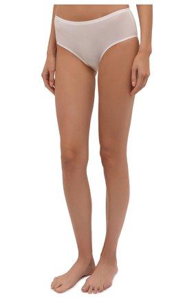 Женские трусы-шорты CHANTELLE белого цвета, арт. C26440 | Фото 2