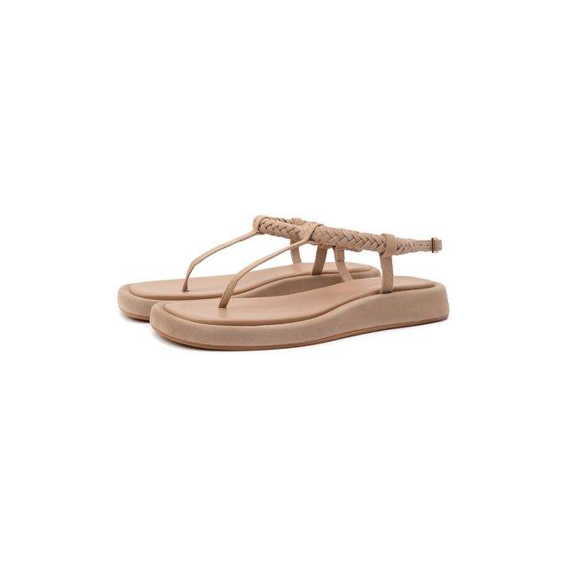 Кожаные сандалии Gia Couture