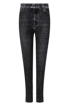 Женские джинсы BALENCIAGA черного цвета, арт. 657645/TJW70 | Фото 1