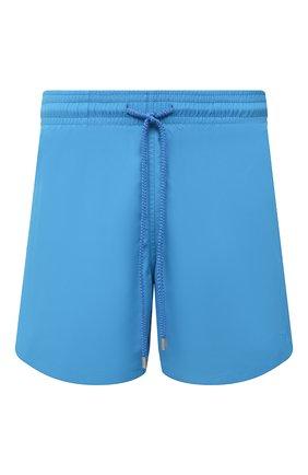 Мужские плавки-шорты VILEBREQUIN синего цвета, арт. MOOH1D09/398 | Фото 1