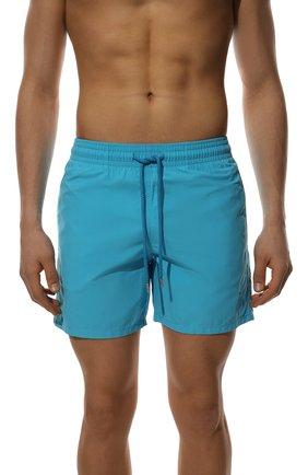 Мужские плавки-шорты VILEBREQUIN голубого цвета, арт. MOOU1D36/332 | Фото 2