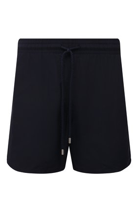 Мужские плавки-шорты VILEBREQUIN темно-синего цвета, арт. MOOP701P/390 | Фото 1