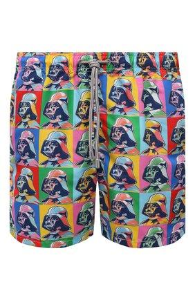 Мужские плавки-шорты MC2 SAINT BARTH разноцветного цвета, арт. STBM GUSTAVIA/GUS0001 | Фото 1