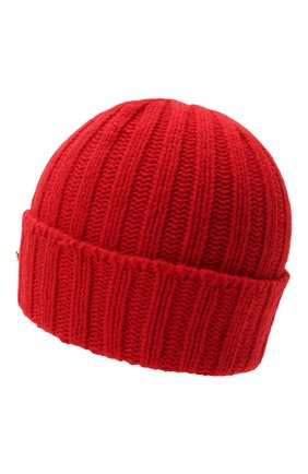 Мужская шерстяная шапка PAUL&SHARK красного цвета, арт. 11317137/GQM | Фото 2