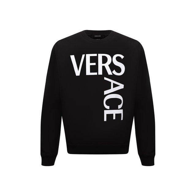 Хлопковый свитшот Versace 12068484