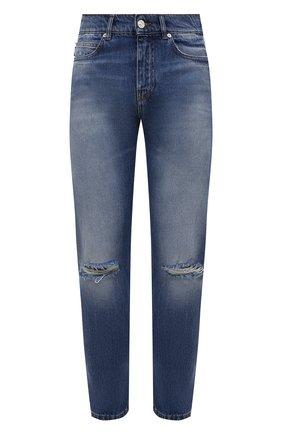 Мужские джинсы VERSACE синего цвета, арт. 1000578/1A00544 | Фото 1