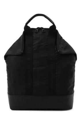 Мужской текстильный рюкзак ALEXANDER MCQUEEN черного цвета, арт. 548663/1AAB6 | Фото 1