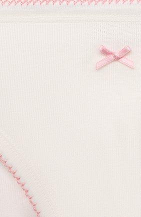 Детского комплект из трех трусов BONPOINT розового цвета, арт. S01GUNKN0401(120)_842434   Фото 2