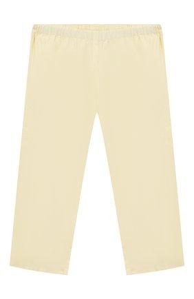 Детские хлопковые брюки BONPOINT  цвета, арт. S01ZPAWO0301(031A)_843010   Фото 1