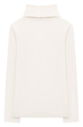 Детская хлопковая водолазка BONPOINT белого цвета, арт. PEBTI3103TE(002)_540162   Фото 2