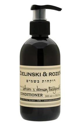 Кондиционер для волос vetiver & lemon, bergamot ZIELINSKI&ROZEN бесцветного цвета, арт. 7290116440385 | Фото 1