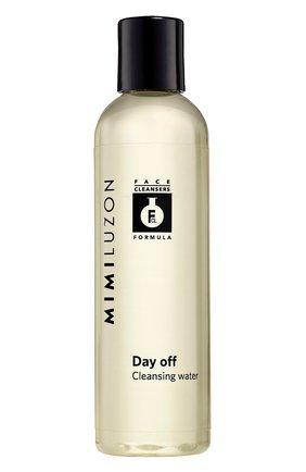 Очищающая мицеллярная вода day off MIMI LUZON бесцветного цвета, арт. 7290017740928 | Фото 1