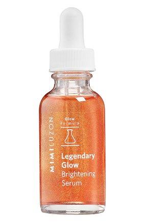 Сыворотка для лица для сияния кожи legendary glow (30ml) MIMI LUZON бесцветного цвета, арт. 7290018103777   Фото 1