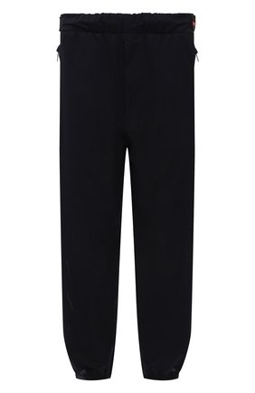 Мужские джоггеры PRADA черного цвета, арт. SPH61-1T2Z-F0002-201 | Фото 1