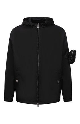 Мужская куртка PRADA черного цвета, арт. SGB740-1WQ8-F0002-202 | Фото 1
