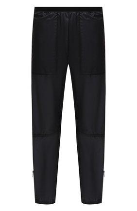 Мужские джоггеры PRADA черного цвета, арт. SPH95-1S0F-F0002-211 | Фото 1