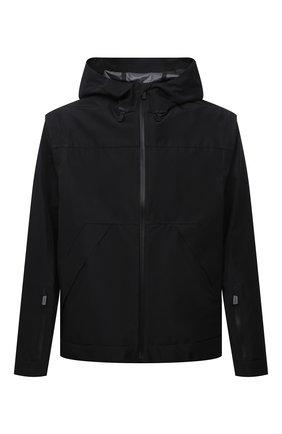 Мужская куртка PRADA черного цвета, арт. SGB443-1V94-F0002-201 | Фото 1