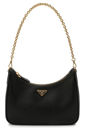 Женская сумка prada re edition bag PRADA черного цвета, арт. 1BH204-NZV-F0632-V2M   Фото 1
