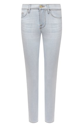 Женские джинсы FRAME DENIM голубого цвета, арт. LSJC899/A   Фото 1