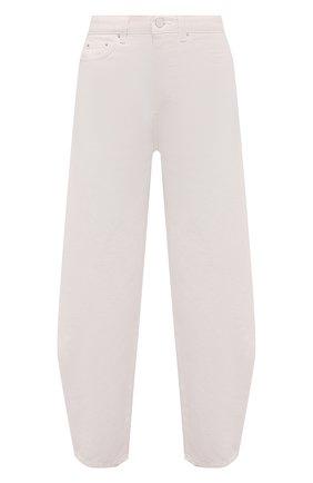 Женские джинсы TOTÊME белого цвета, арт. 211-238-748 | Фото 1