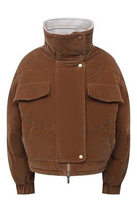 Женская куртка LORENA ANTONIAZZI бежевого цвета, арт. A2168PI07A/3068 | Фото 1