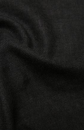 Мужской шерстяной шарф ERMENEGILDO ZEGNA темно-серого цвета, арт. Z2L01S/2YH | Фото 2