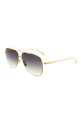 Женские солнцезащитные очки DITA черного цвета, арт. M0DDICT/01 | Фото 1