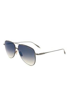 Женские солнцезащитные очки DITA синего цвета, арт. M0DDICT/03 | Фото 1