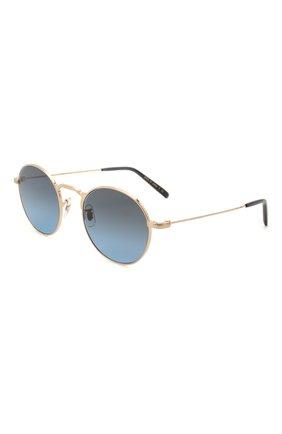 Женские солнцезащитные очки OLIVER PEOPLES синего цвета, арт. 1282ST-5292P4 | Фото 1